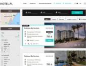 podgląd hotel.pl filtry ocena gości ilość gwiazdek