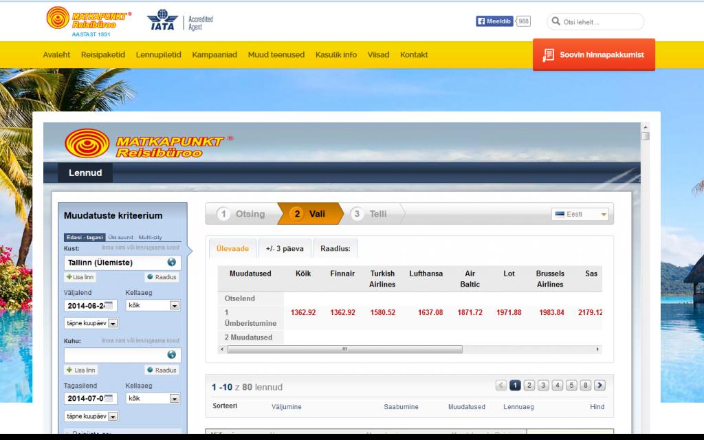 matkapunkt reisiburoo page woocommerce integrations